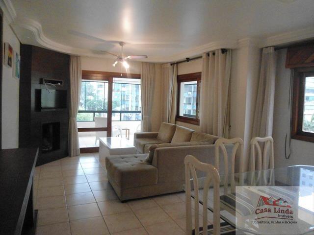 Apartamento 3 dormitórios em Capão da Canoa   Ref.: 6109